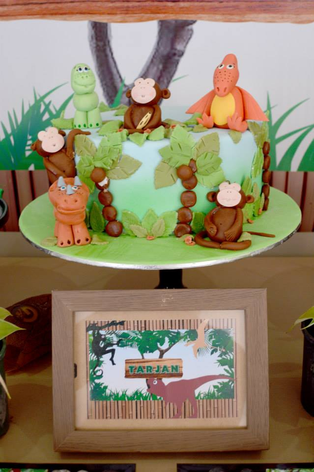 Dinosaur Jungle Birthday Party Birthday Party Ideas Amp Themes