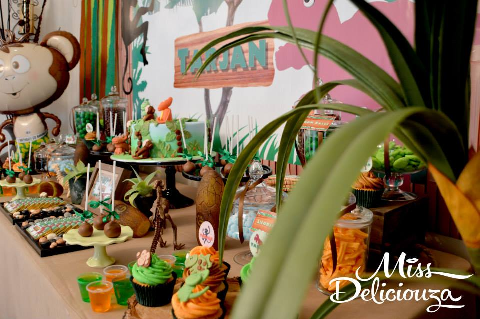 Dinosaur Jungle Birthday Party Birthday Party Ideas Amp Themes