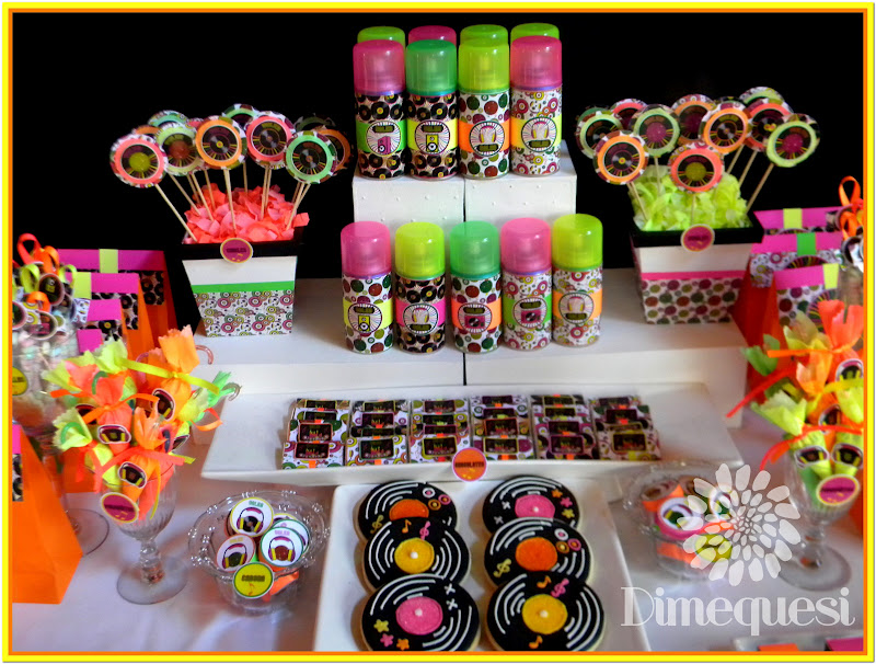 Fiesta Disco Birthday Party - Birthday Party Ideas & Themes