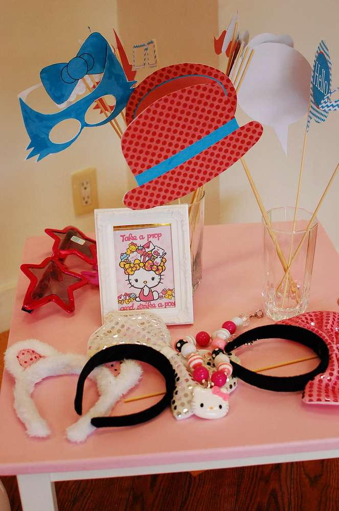 Hello Kitty Birthday Party Birthday Party Ideas Amp Themes