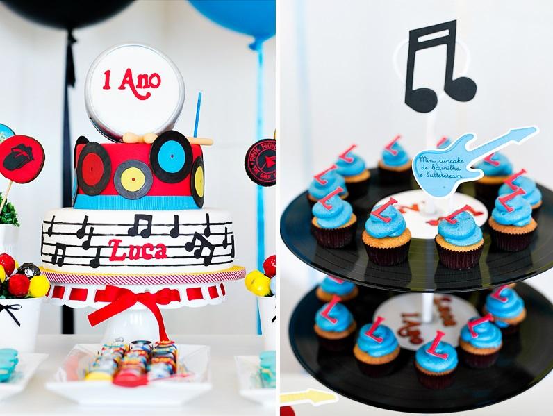 Pops Rock N Roll Birthday Party