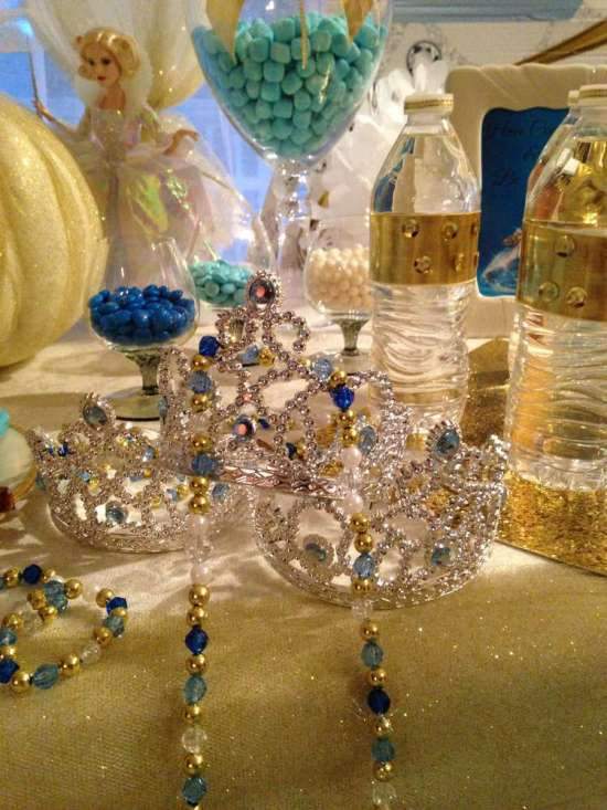 Cinderella Princess Birthday Party  Birthday Party Ideas  Themes