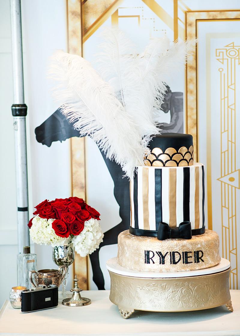 Roaring Gatsby Birthday Party