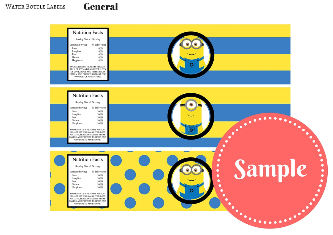 picture regarding Minion Printable titled Absolutely free Minion Social gathering Printable - Birthday Get together Suggestions Themes