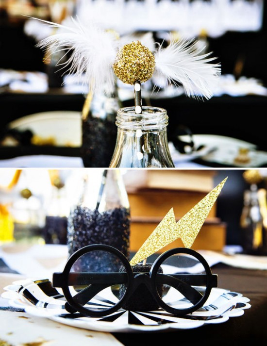 Modern Harry Potter Party  Birthday Party Ideas  Themes