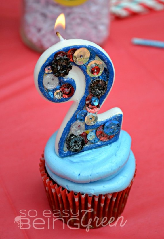 Mickey Mouse Clubhouse Birthday Party 2 Candle