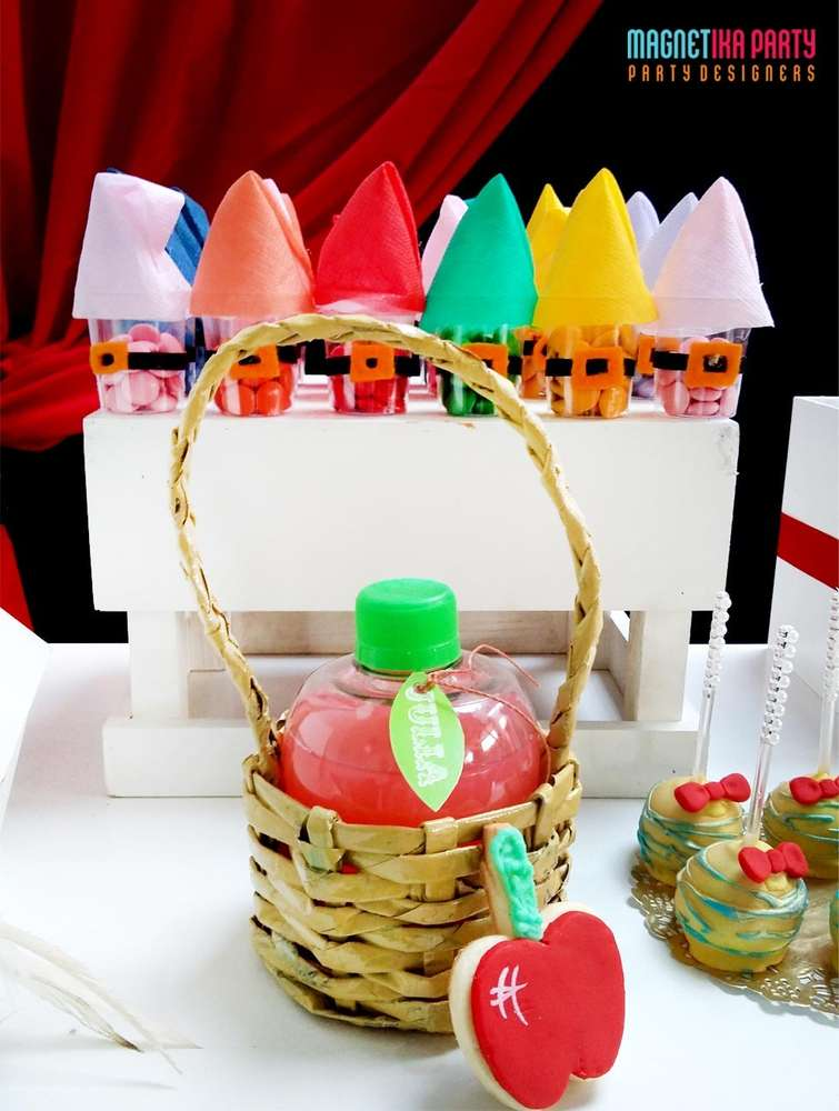Sweet Snow White Birthday Party Birthday Party Ideas