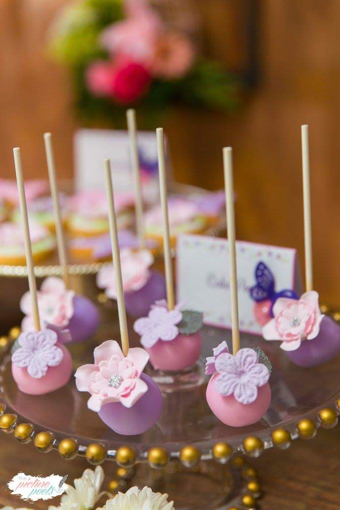 Enchanted Garden Birthday Party Birthday Party Ideas