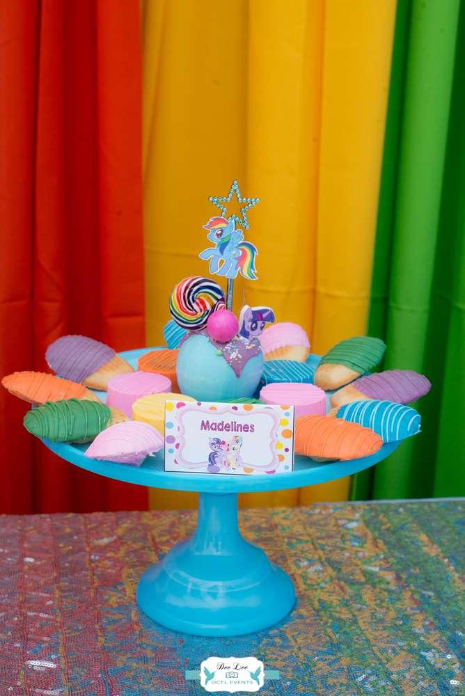 Rainbow Dash Adventure Birthday Birthday Party Ideas