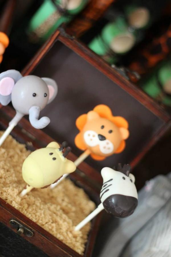 Wild Animal Safari Birthday Party  Birthday Party Ideas  Themes