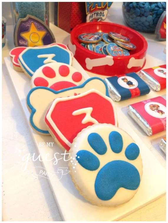 Colorful Paw Patrol Birthday Birthday Party Ideas Amp Themes