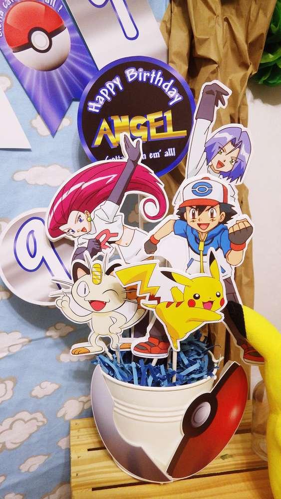 Pokemon Adventure Party Birthday Party Ideas Amp Themes