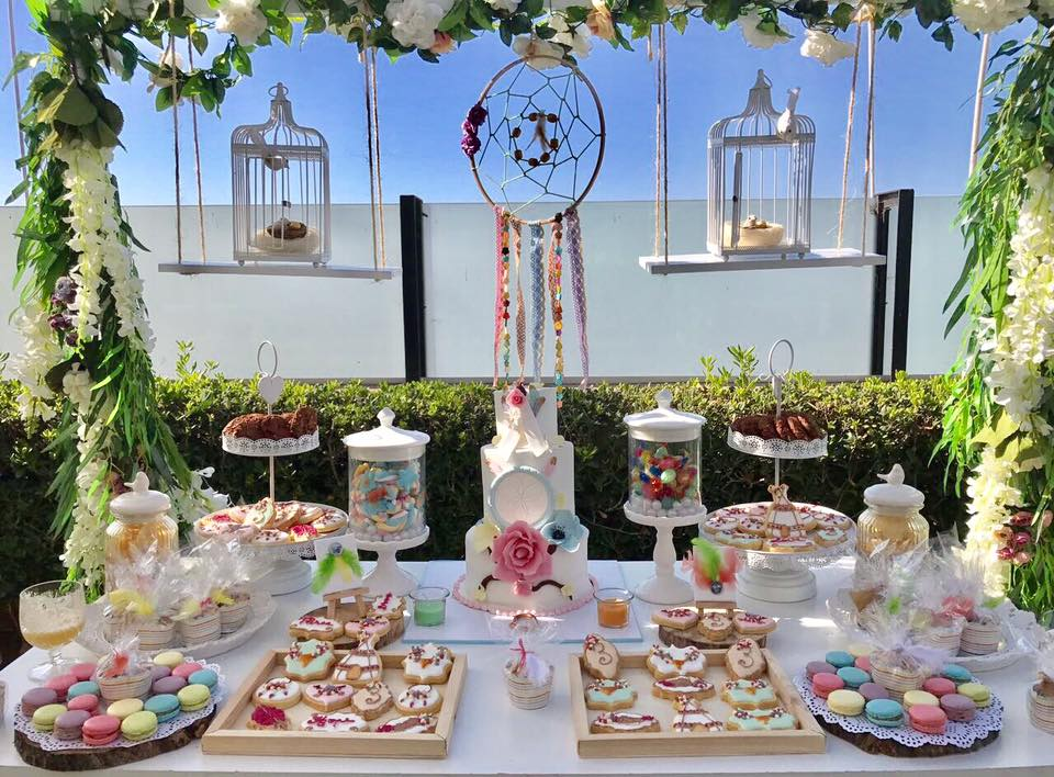 Outdoor Bohemian Chic Party Birthday Party Ideas Amp Themes