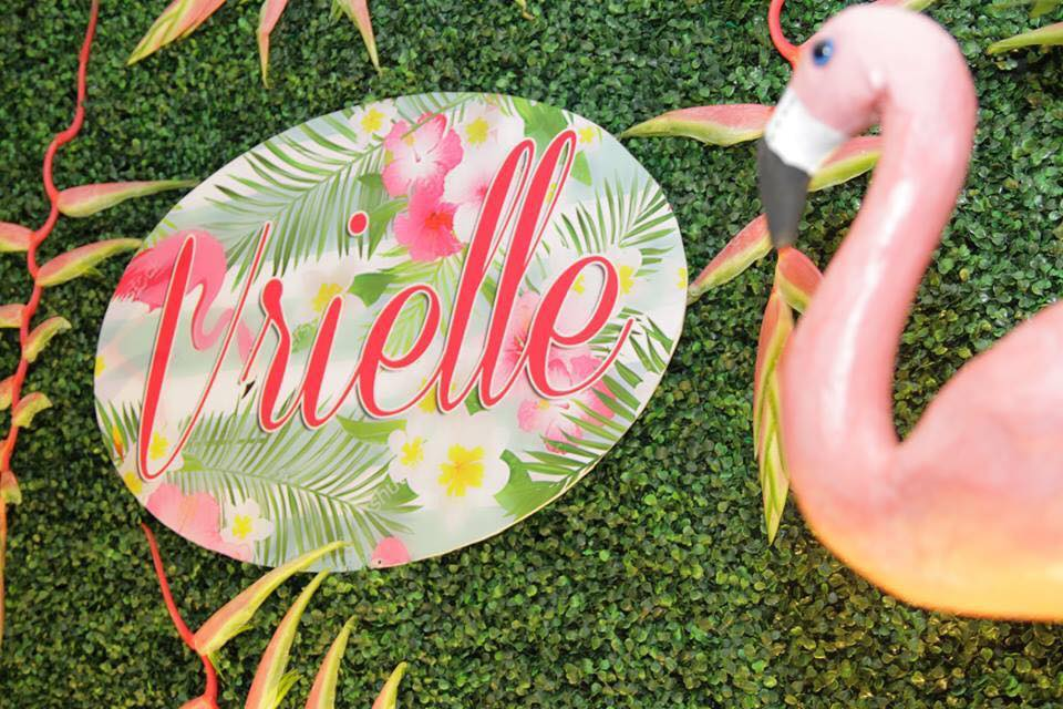 Tropical Safari Flamingo Party Birthday Party Ideas Amp Themes
