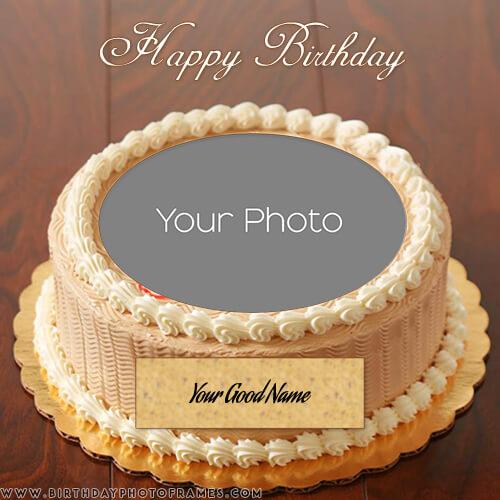 happy birthday cake with