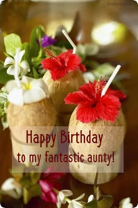 Happy Birthday Aunty Top 30 Birthday Wishes For Aunt
