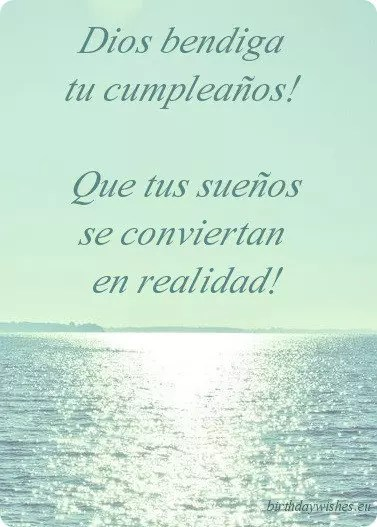 Happy Birthday Wishes In Spanish