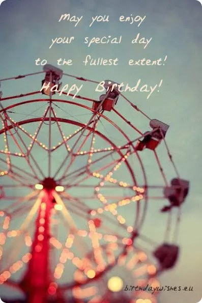 Happy Birthday Wishes For Friend With Images
