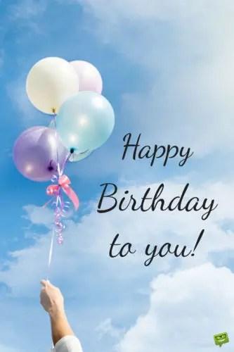 250 best birthday messages