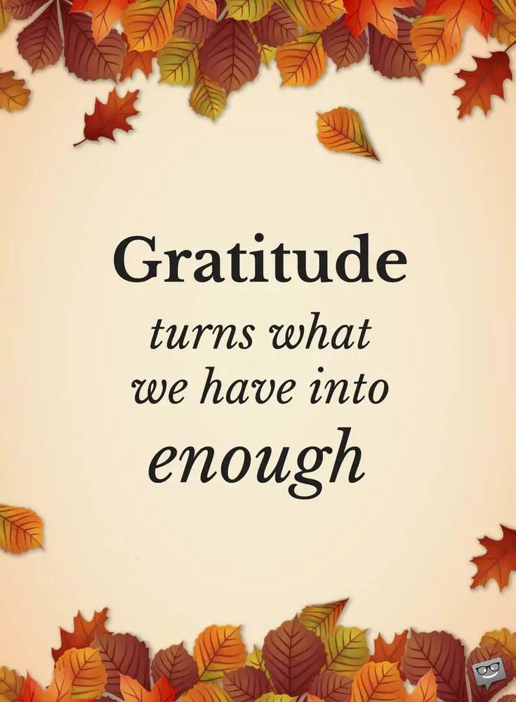 100 Famous  Original Thanksgiving Quotes