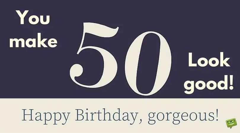 happy 50th birthday funny