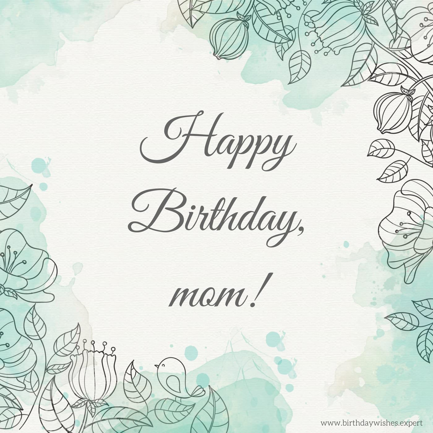 Beautiful Birthday Images That Your Mother Would Appreciate