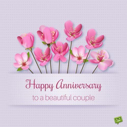 wedding anniversary wishes for
