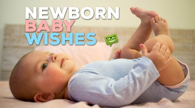 newborn baby wishes congratulation
