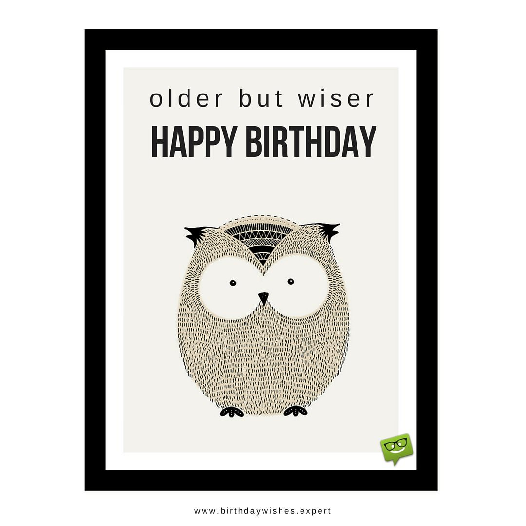 Birthday Quotes Elderly