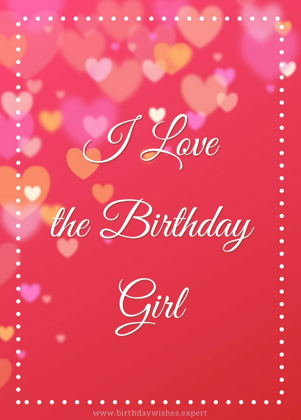 Love Only Romantic Birthday Wishes For Your Girlfriend