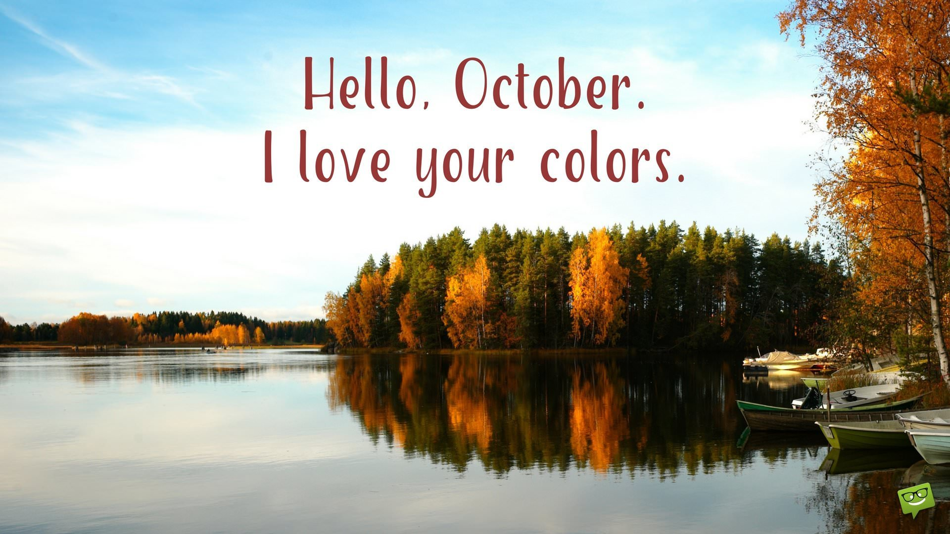 Hello October! Fun Facts And Famous Quotes