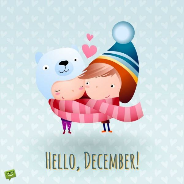 december end year
