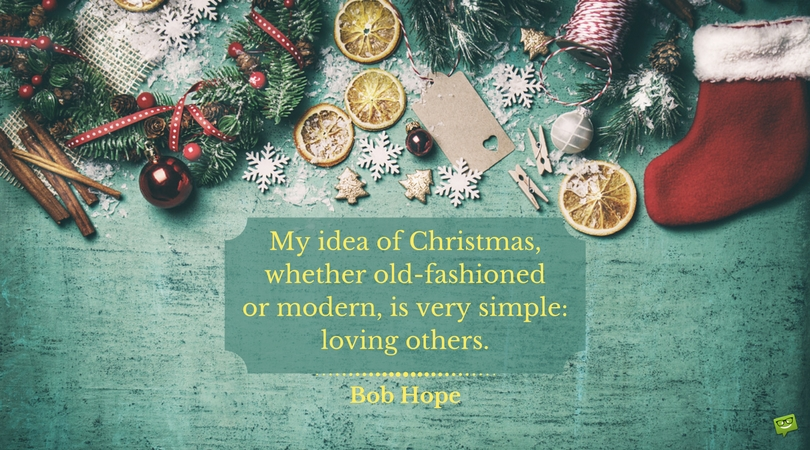60 Best Christmas Quotes Of All Time Famous Festive Sayings