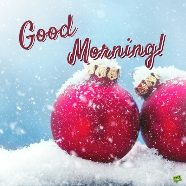 Good Winter Morning Quotes Religious
