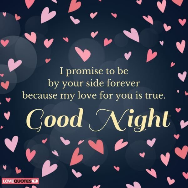 Good Night Messages For My Love
