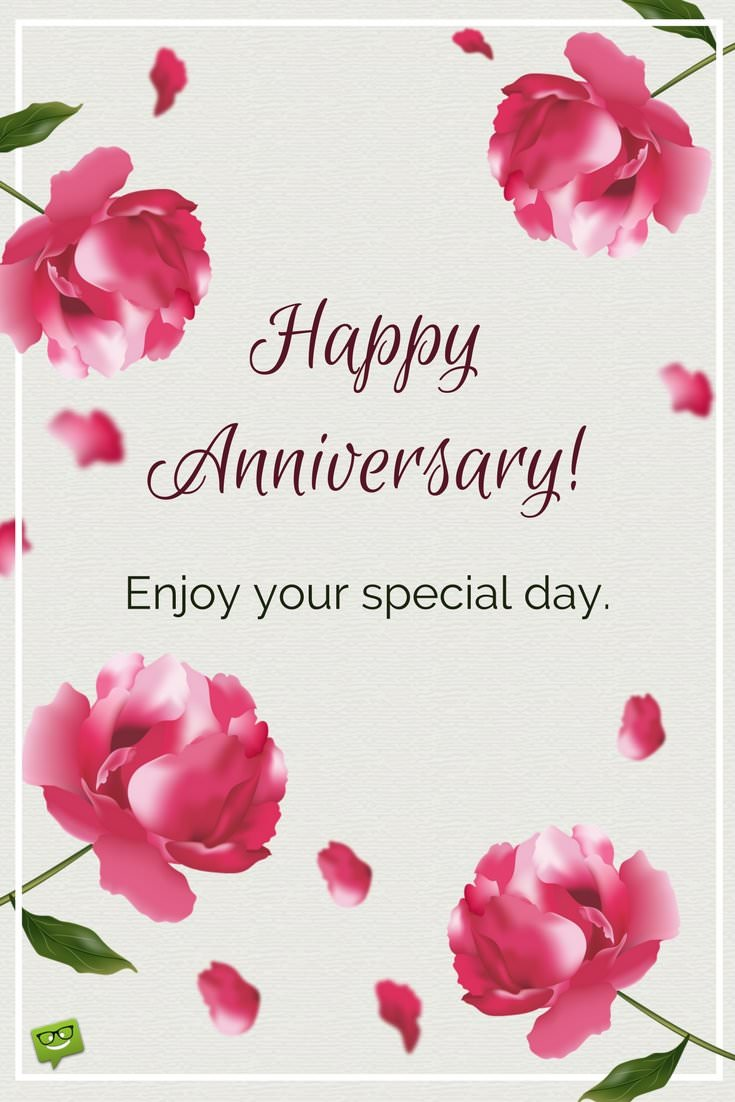 Anniversary Wishes For Couple Happy Anniversary To You Both