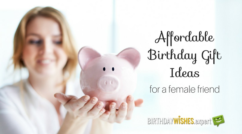 20 affordable birthday gift