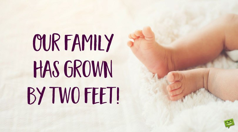 new born baby status