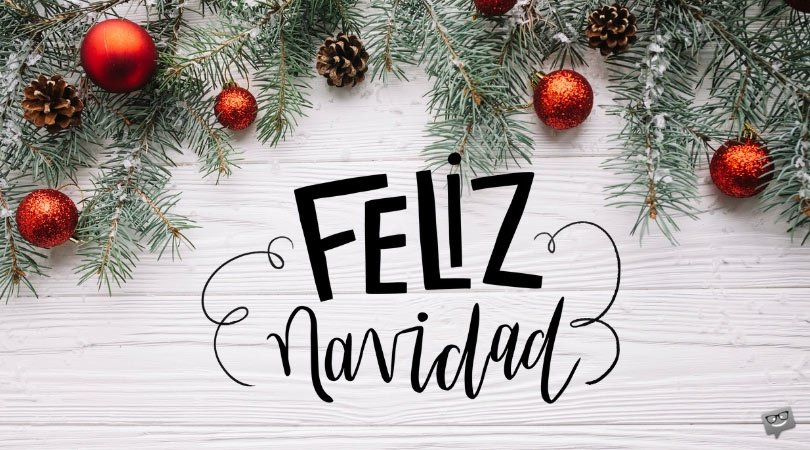 feliz navidad los mejores