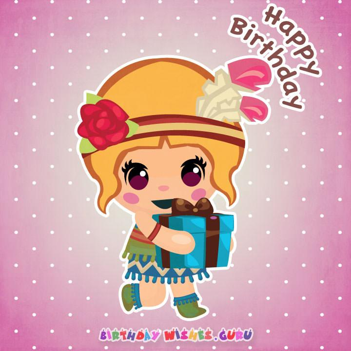 20 cute birthday wishes
