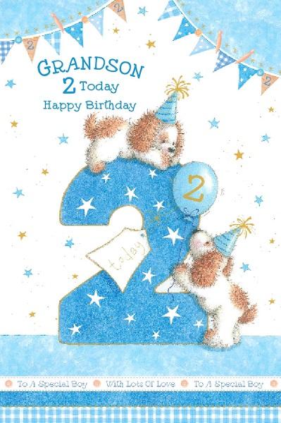Juvenile Birthday Greetings