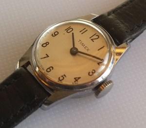 1970 Ladies Timex