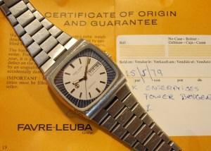 1979 Favre-Lueba Duomatic