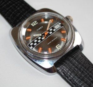 1977 Timex racing dial