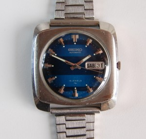 1975 Seiko 7006-8110 automatic