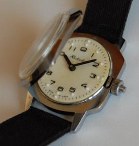 c1974 Raketa watch for the Blind