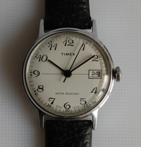 1974 Timex manualmen's watch