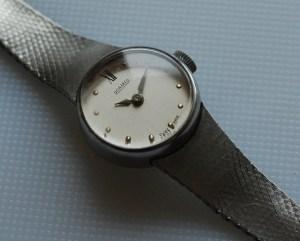 c1975 Roamer ladies bracelet watch