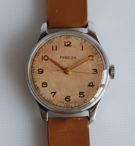 1955 Pobeda men's watch