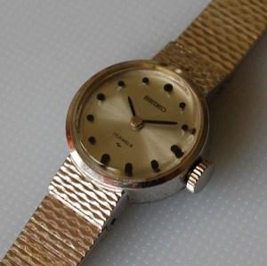 1960 Seiko ladies bracelet watch